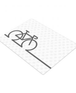 Black Bike cycling chopping board