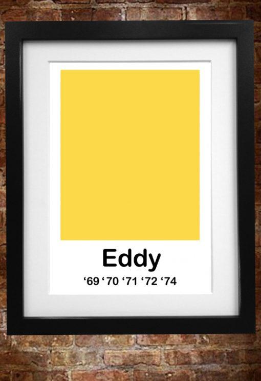 merckx yellow print