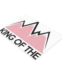 King Of The Mountains cutting board