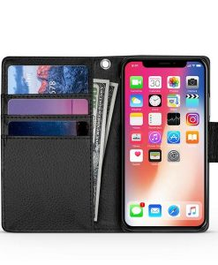 phone case wallet open
