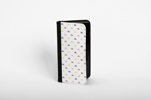 Little Bikes phone wallet case
